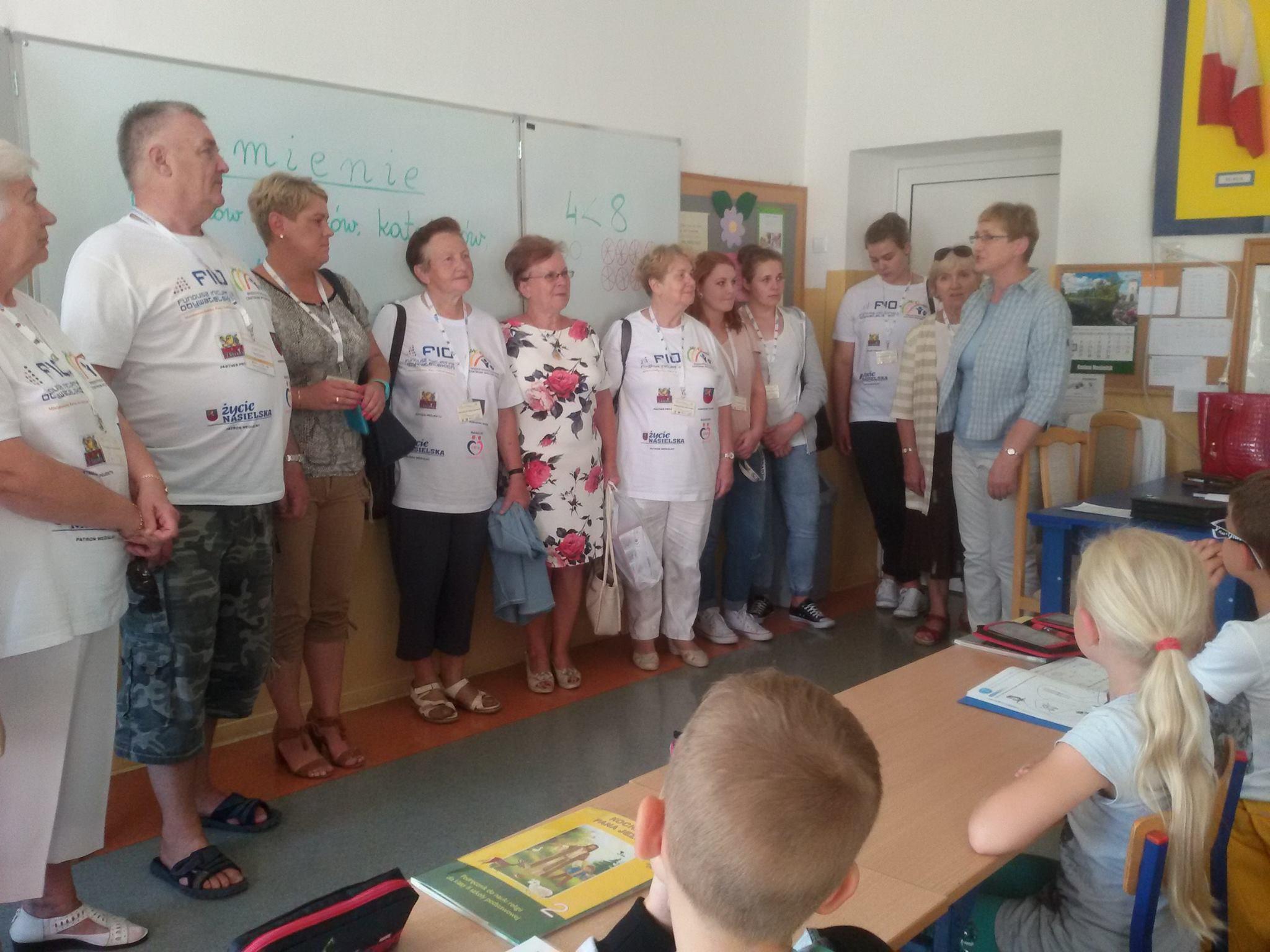 MCW w SP Nasielsk